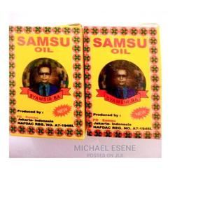 Samsu Oil for Men   Sexual Wellness for sale in Oyo State, Ogbomosho South