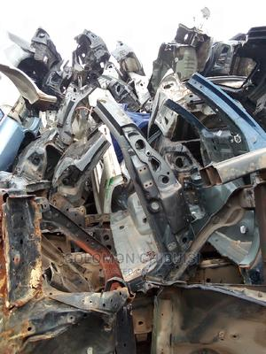 Toyota Body Off Cut Roof, Booth and Fender Any Sides   Vehicle Parts & Accessories for sale in Lagos State, Mushin