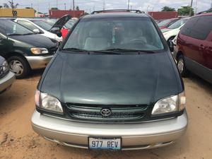Toyota Sienna 2001 Green | Cars for sale in Lagos State, Amuwo-Odofin