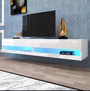 Living Room TV Assembly Cabinet Wall Mounted Cabinet LED TV | Furniture for sale in Lagos State, Amuwo-Odofin