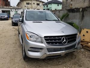 Mercedes-Benz M Class 2013 ML 350 4Matic Silver | Cars for sale in Lagos State, Amuwo-Odofin