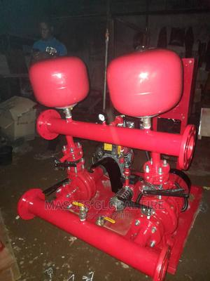 10hp Fire Pump Complet | Safetywear & Equipment for sale in Lagos State, Apapa