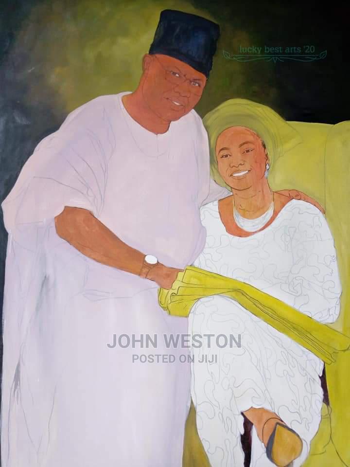 Archive: Portrait Paintings