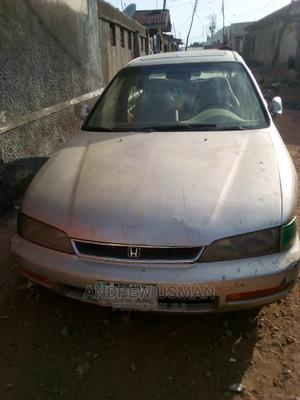 Honda Accord 2008 Silver | Cars for sale in Abuja (FCT) State, Mararaba