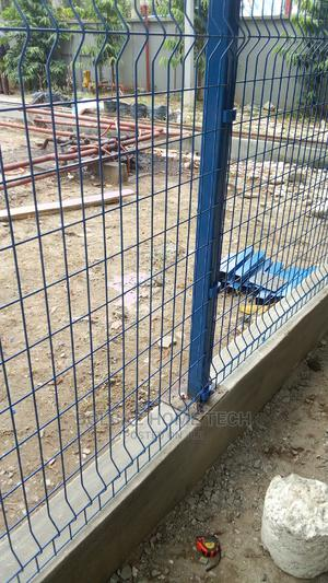 Panel Mesh Fence-Wire; See-Through Fence | Building Materials for sale in Oyo State, Ibadan