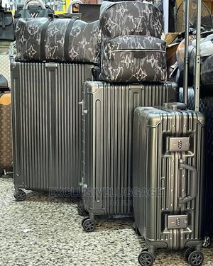 Unique Aluminum Luggage | Bags for sale in Lagos State, Lagos Island (Eko)