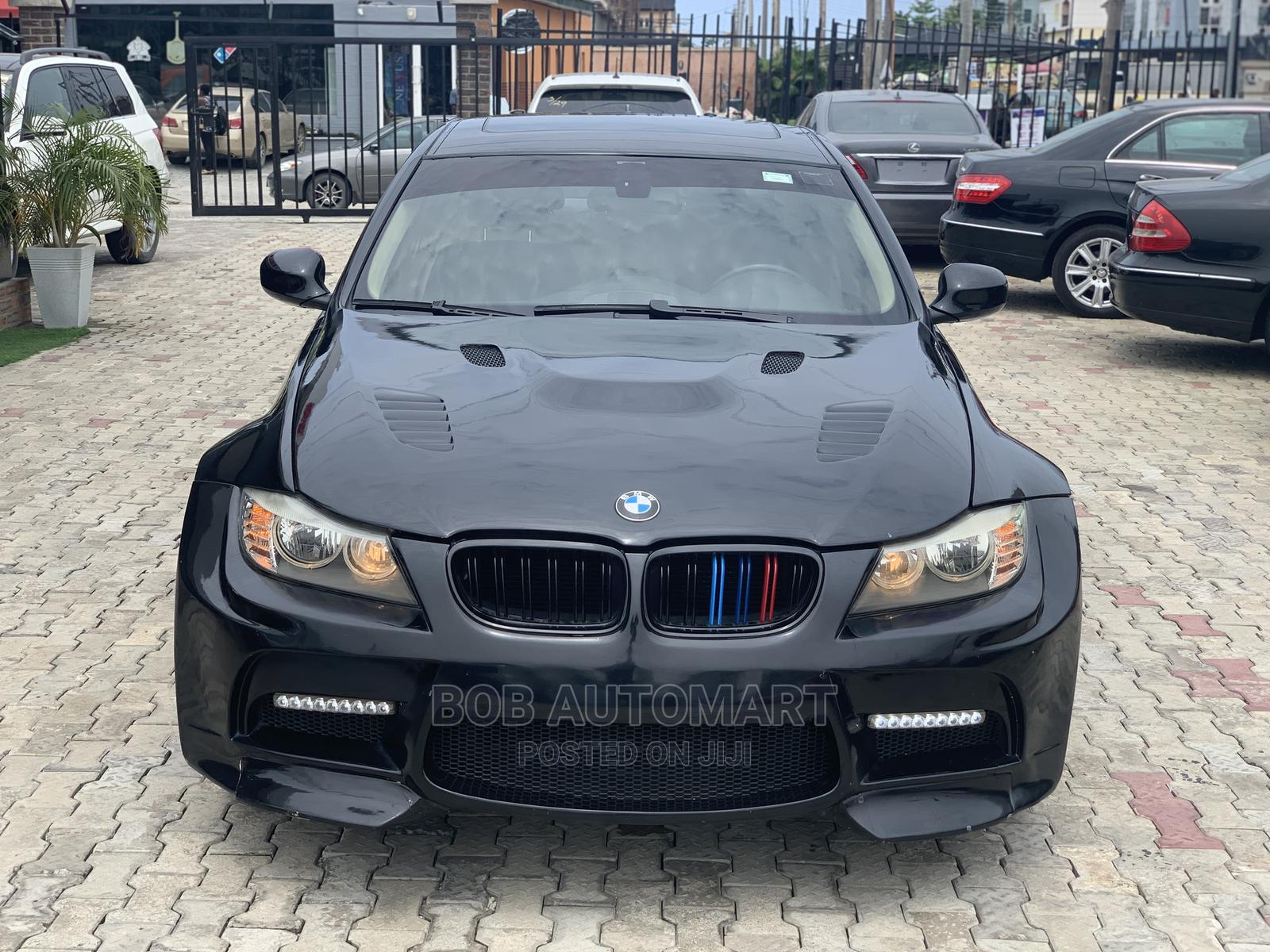 BMW 328i 2009 Black