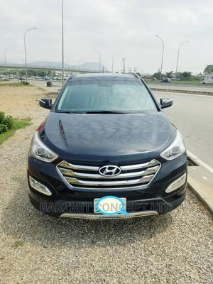 Hyundai Santa Fe 2014 Black   Cars for sale in Abuja (FCT) State, Maitama