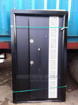 4ft Turkish Luxury Door With Frame and Handles | Doors for sale in Lagos State, Orile