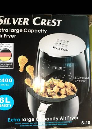 Silver Crest 6l Digital Air Fryer | Kitchen Appliances for sale in Lagos State, Lagos Island (Eko)