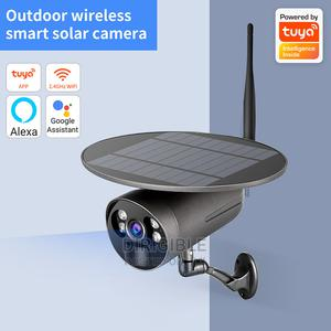 STW-5L Wireless 1080p Ip PTZ Security Surveillance Solar Wif | Security & Surveillance for sale in Lagos State, Ajah
