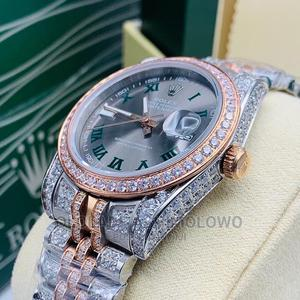 Rolex Silver and Rose Gold | Watches for sale in Lagos State, Lagos Island (Eko)