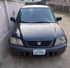 Honda CR-V 1998 2.0 Automatic Green | Cars for sale in Rivers State, Port-Harcourt