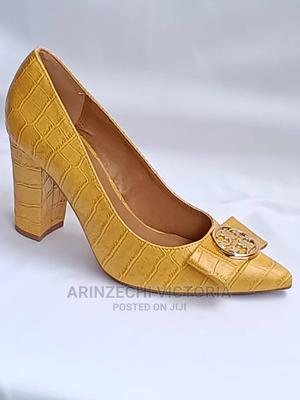 Office Cover Block Heel | Shoes for sale in Lagos State, Gbagada