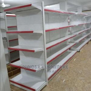 High Quality New Design Supermarket Shelves | Store Equipment for sale in Lagos State, Ajah