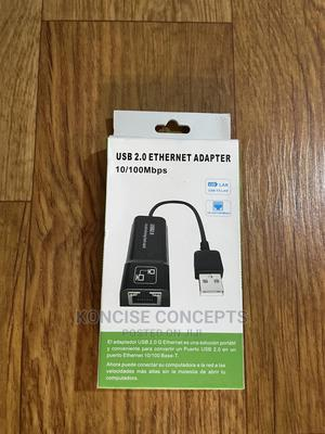 USB 2.0 Ethernet Adapter | Accessories & Supplies for Electronics for sale in Lagos State, Lekki
