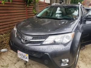 Toyota RAV4 2014 Gray | Cars for sale in Lagos State, Amuwo-Odofin