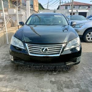 Lexus ES 2011 350 Black   Cars for sale in Lagos State, Ojo
