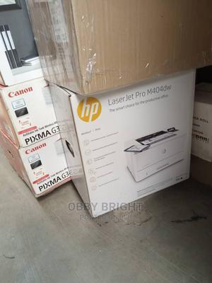HP Laserjet PRO M404dw Printer | Printers & Scanners for sale in Lagos State, Ikeja