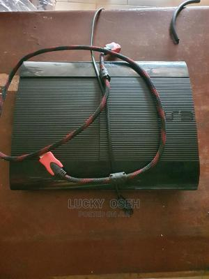 Ps3 Super Slim 500gb Loaded With 12 Games | Video Game Consoles for sale in Edo State, Benin City