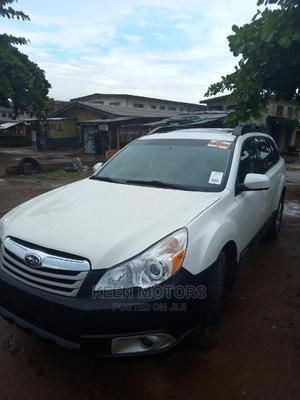 Subaru Outback 2012 3.6R Limited White | Cars for sale in Ogun State, Ado-Odo/Ota
