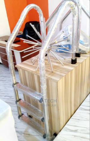 Swimming Pool Step Ladder | Plumbing & Water Supply for sale in Abuja (FCT) State, Wuse 2