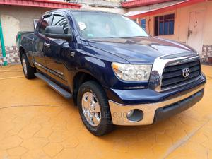 Toyota Tundra 2009 Double Cab 4x4 Limited Blue   Cars for sale in Lagos State, Ikeja