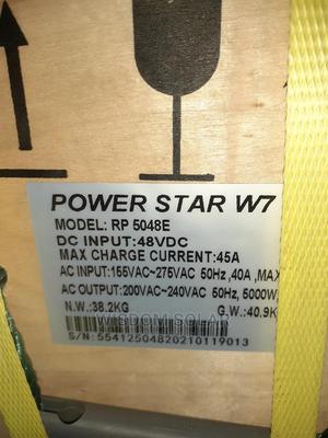 5kva 48V Power Star Solar Inverters | Solar Energy for sale in Lagos State, Ikeja
