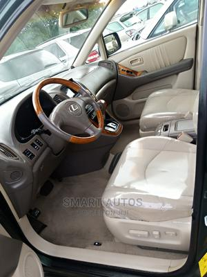 Lexus RX 2001 300 Green   Cars for sale in Lagos State, Apapa