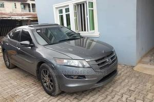 Honda Accord CrossTour 2010 EX-L AWD Gray   Cars for sale in Lagos State, Ogba
