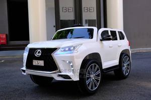 Lexus 570 White Children Car | Toys for sale in Lagos State, Ilupeju