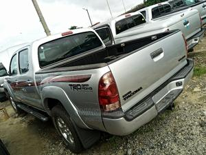 Toyota Tacoma 2008 Silver | Cars for sale in Lagos State, Apapa