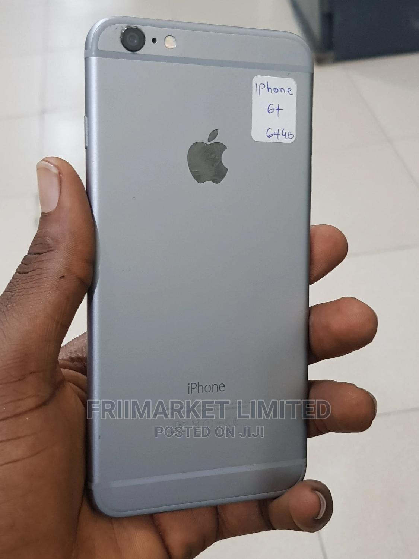 Apple iPhone 6 Plus 64 GB Gray | Mobile Phones for sale in Warri, Delta State, Nigeria