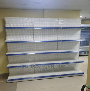 High Quality Supermarket Shelves | Furniture for sale in Lagos State, Ikeja