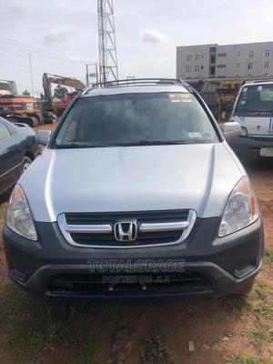 Honda CR-V 2002 Silver | Cars for sale in Osun State, Ife