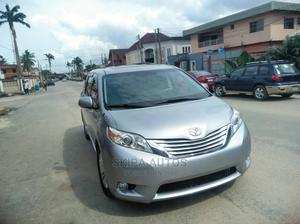Toyota Sienna 2011 XLE 7 Passenger Silver | Cars for sale in Lagos State, Gbagada