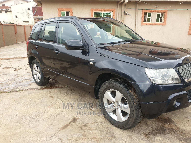 Suzuki Grand Vitara 2009 Premium 4WD Black | Cars for sale in Ilorin West, Kwara State, Nigeria