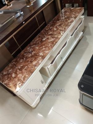 Glass Top Television Stand | Furniture for sale in Abuja (FCT) State, Wuse