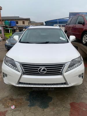 Lexus RX 2013 350 AWD White | Cars for sale in Lagos State, Alimosho