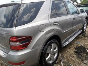 Mercedes-Benz M Class 2010 ML 350 4Matic Gold | Cars for sale in Lagos State, Apapa