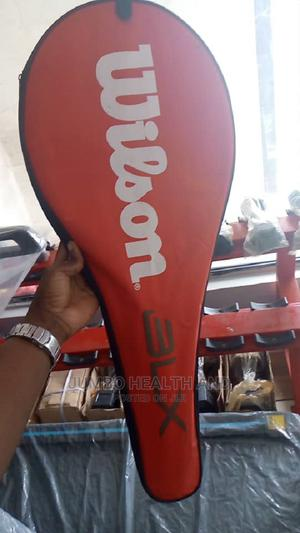 Wilson Lawn Tennis Racket Adult   Sports Equipment for sale in Lagos State, Ikeja