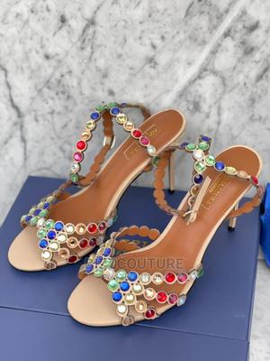 High Quality AQUAZZURA Heels for Women's for Sale | Shoes for sale in Lagos State, Magodo