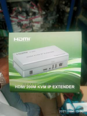 HDMI Extender 200m | Computer Accessories  for sale in Lagos State, Ikeja