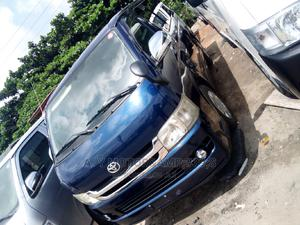 Toyota HiAce 2014 Blue | Buses & Microbuses for sale in Lagos State, Apapa