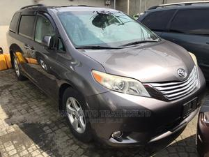 Toyota Sienna 2011 Limited 7 Passenger Gray   Cars for sale in Lagos State, Surulere