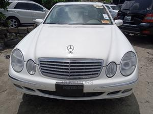 Mercedes-Benz E320 2005 White | Cars for sale in Lagos State, Apapa