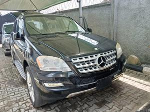 Mercedes-Benz M Class 2011 ML 350 4x2 Black   Cars for sale in Lagos State, Ajah