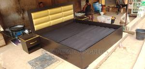 6 by 6 Bed Frame | Furniture for sale in Anambra State, Onitsha