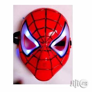 Spider Man Mask   Babies & Kids Accessories for sale in Lagos State, Surulere