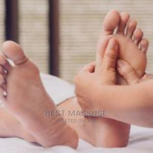 Professional Body Massage (Home Service)   Health & Beauty Services for sale in Lagos State, Ajah